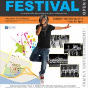 01_Multicultural Festival Poster